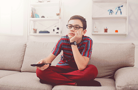 5 Ways to Get your Kid from Couch to Play